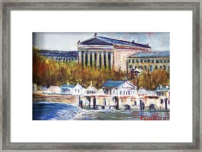Art Museum Framed Print