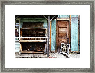 Art Of Aging 4 Framed Print by Bob Christopher