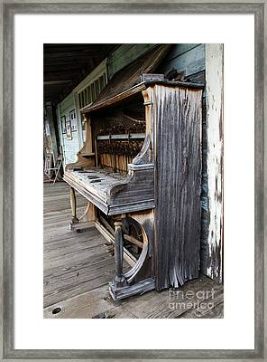 Art Of Aging 5 Framed Print by Bob Christopher