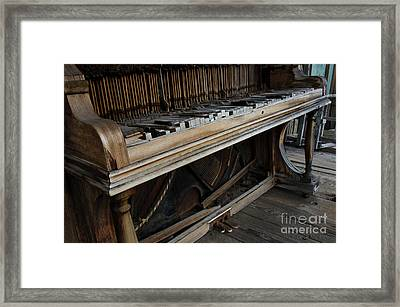 Art Of Aging 6 Framed Print by Bob Christopher