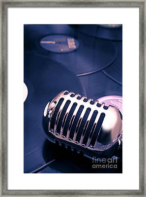 Art Of Classic Communication Framed Print by Jorgo Photography - Wall Art Gallery
