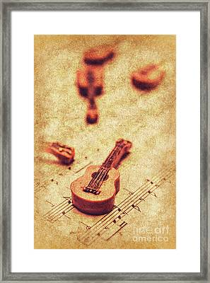 Art Of Classical Rock Framed Print