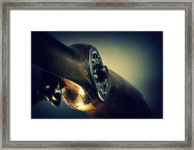 Art Of Flight Framed Print by Matt Hanson