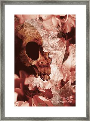 Art Of Love And Death Framed Print by Jorgo Photography - Wall Art Gallery