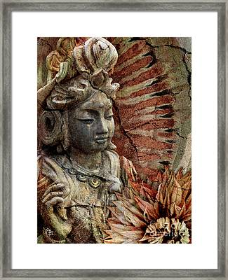 Art Of Memory Framed Print