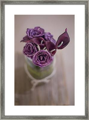 Art Of Simplicity Framed Print