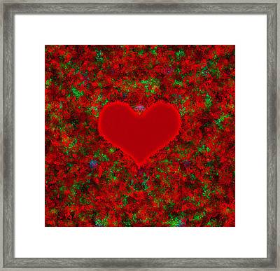 Art Of The Heart 2 Framed Print
