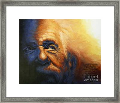 Art Framed Print by Pam Raney
