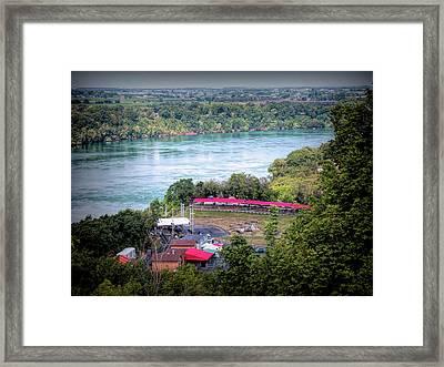 Art Park Framed Print