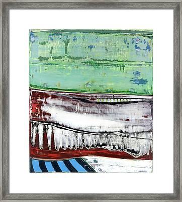 Art Print Abstract 97 Framed Print