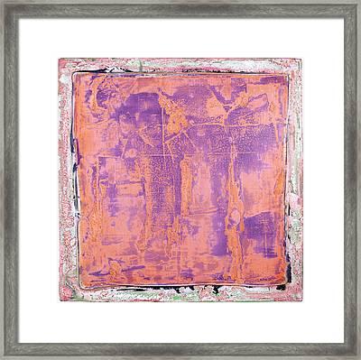 Art Print California 09 Framed Print