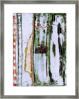 Art Print Forest Framed Print