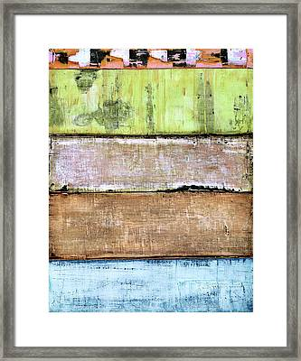 Art Print Sierra 4 Framed Print