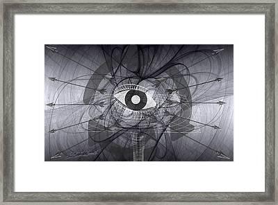 Art  Framed Print by Robert Kernodle