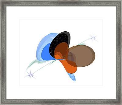 Art_0010 Framed Print