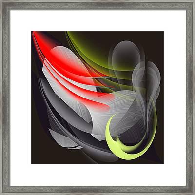 Art__0012 Framed Print