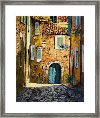 Arta-mallorca Framed Print
