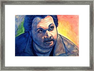 Artie Framed Print by Erik Schutzman