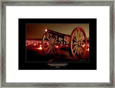 Artillery 91 Framed Print