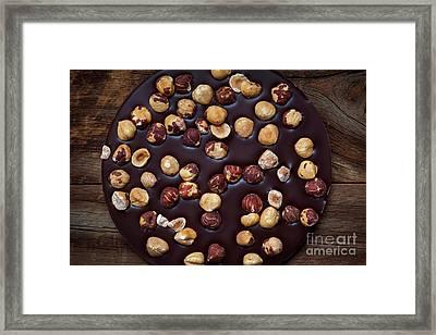Artisanal Chocolate Framed Print