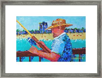 Artist Life Framed Print