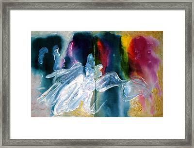 Artist Palette Framed Print