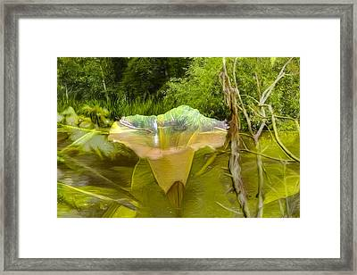 Artistic Double Framed Print