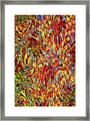 Artistic Flair Framed Print