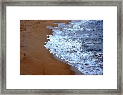 Artistic Impression Plum Island Framed Print by AnnaJanessa PhotoArt