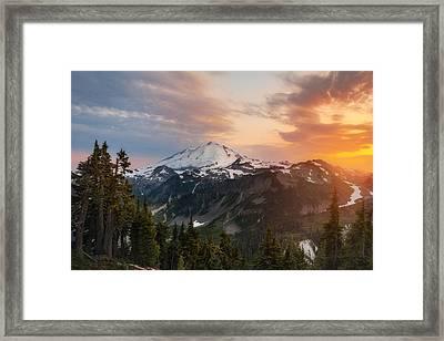 Artist's Inspiration Framed Print