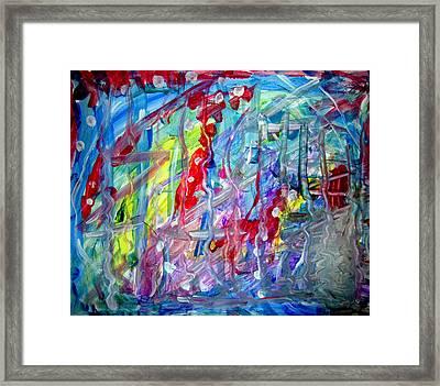 Artleigh 005 Framed Print