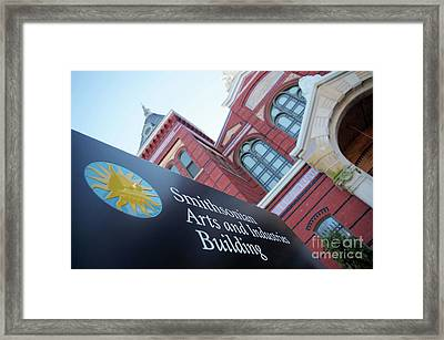 Arts And Industry Museum  Framed Print