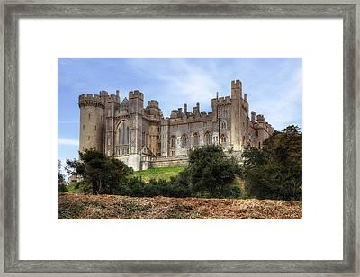 Arundel Castle Framed Print by Joana Kruse