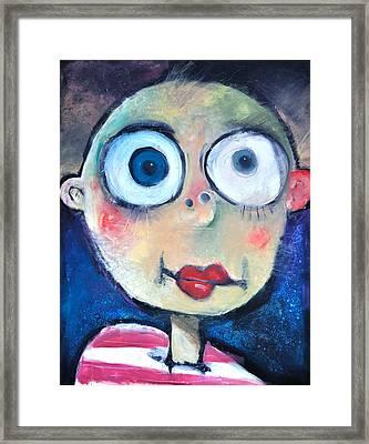 As A Child Framed Print