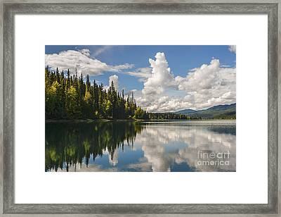 As Above, So Below Framed Print