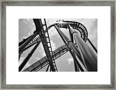 As Beautiful As Life Can Be Framed Print by Janie Johnson