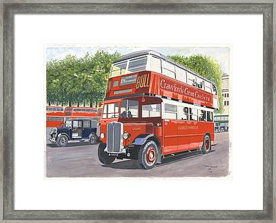 As Good As New Framed Print by John Kinsley