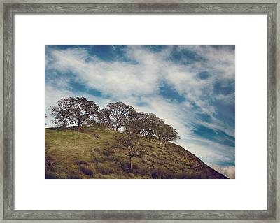 As High As Souls Can Fly Framed Print