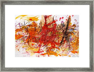 As It Is Framed Print by Original Art For your home