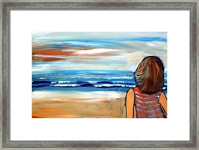 As One Framed Print
