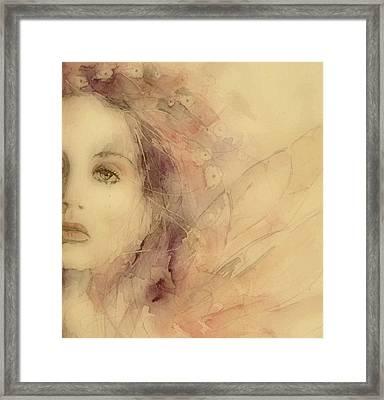 As Tears Go By Framed Print by Paul Lovering