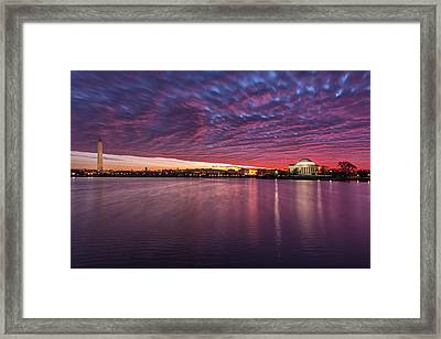 Framed Print featuring the photograph Apocalyptical by Edward Kreis