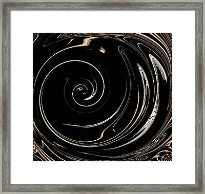 Framed Print featuring the painting As The World Turns by Sherri  Of Palm Springs