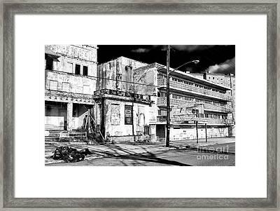 Asbury Avenue 2006 Framed Print