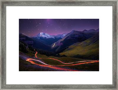 Ascendancy Framed Print by Taylor Franta