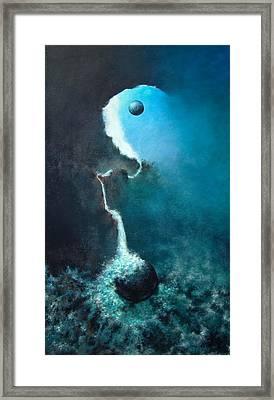 Ascending Framed Print by DEVARAJ DanielFranco