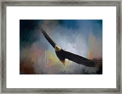 Ascending Framed Print by Jai Johnson