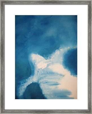 Ascending Framed Print by Scott Harrington