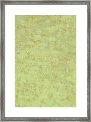 Ascending Zen Framed Print