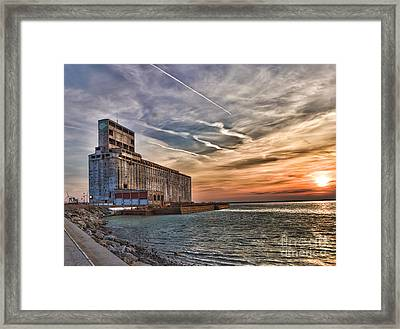 Ascension Framed Print by Chuck Alaimo